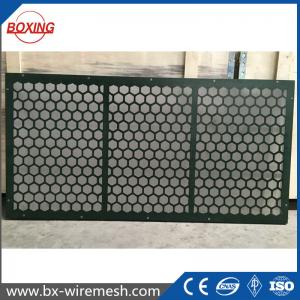 China Factory Shale Shaker Screen/ Stell Frame Screen apply to oil control equipment on sale