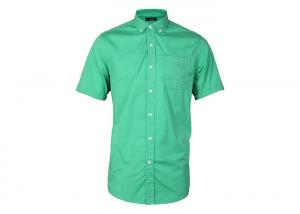 China Cotton Short Sleeve Mens T Shirts French Style SGS And CNAS Passed on sale