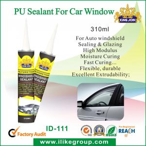 China Flexible Polyurethane Construction Sealant For Auto Windshield Sealing And Glazing on sale