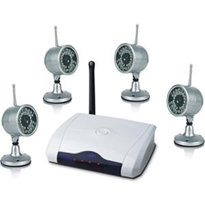 China View 4 Images CCTV Wireless Camera CX-W802Z4 on sale