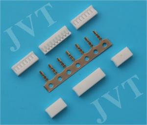 China AWG#28-32 Gold Plated Cable to Board Connector with PA66 UL94V-0 Housing 20MΩ Max supplier