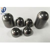China Spherical Dome Carbide Button Inserts For Hammer & DTH Mining Bits Anti Rust on sale