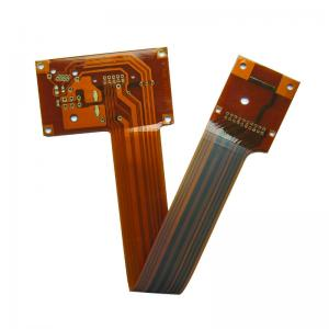 China Double-sided Flexible Printed Circuit Board/Flexible PCB on sale