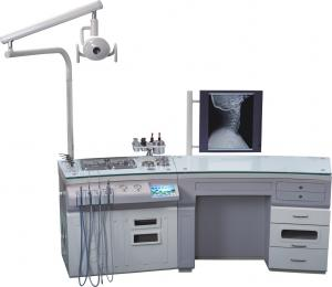China ENT Unit, ENT Diagnosis Unit,with touched control system, automatically alarm system on sale