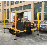 Core Drilling Rig Type SPT testing machine with Truck-mounted