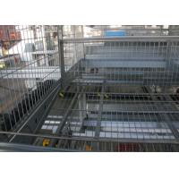 China Reliable Layer Poultry Farming Equipment  / Egg Laying Chicken Cages on sale