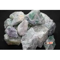 CaF2 60%-90% Ore Mineral Fluorspar Lumps For Aluminium Industry Size 10-80mm
