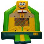 China Inflatable Bouncer / INFLATABLE jump / inflatable sponge bob bouncer wholesale