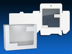 China Unique Knife Barrel Design Carton Window Box Patching Machine on sale
