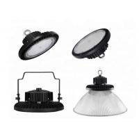 China UFO Round LED High Bay Light Fixtures Dimmable Microwave Motion Sensor on sale
