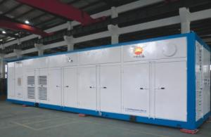China 2 Stage Compressors , Lubricated Pressure Flammable Gas Compressor , 12×104Nm3/d on sale