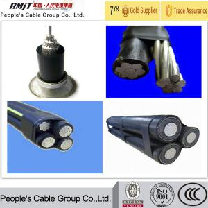 China China Product Copper Conductor XLPE Insulated ABC Cable on sale