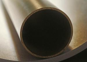 China High Tensile Strength Hollow Aluminum Tube Corrosion - Resistant Cold Drawn Aluminum Tube on sale