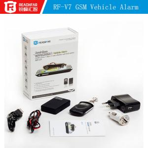 China RF-V7 Power saving long battery life gps tracker Low battery alert gps tracker with sim card on sale