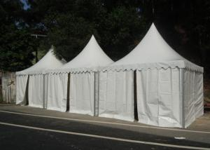 China Multifunction Small 4x4 Tent Modular Structure 650 G / Sqm Sidewall Sheet on sale