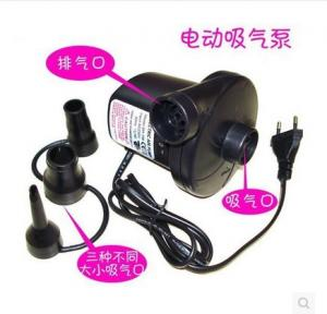 China 110v 1.2m Cable Household Electric Water Pump For Inflatable Pool on sale