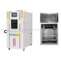 High Precision Lab Test Chamber ASTM D4714 With OTS Designed Controller