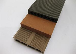 China Anti-Insect Outdoor WPC Composite Decking For Dock 140mm × 25mm Decking on sale