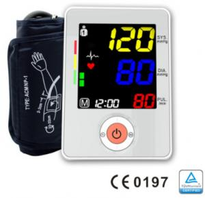 China Upper Arm Blood Pressure Monitor/Arm Type Blood Pressure Monitor/ on sale