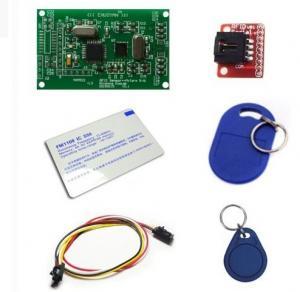 China 13.56 MHz Mini RFID Mifare Read Write Sensor Kits on sale