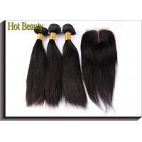 No Chemical Brazilian Virgin Hair For Meeting / Party /  Graduation