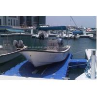 HDPE floating pontoon, floating platform for boat and jet ski
