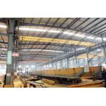 IP56 escolhem guindastes de ponte médios aéreos do dever 5t da viga para a oficina de construção mecânica