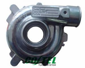 China Le logement de compresseur de RHF5 Turbo avec la gravité l'alliage d'aluminium de moulage mécanique sous pression on sale