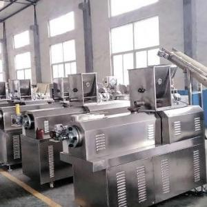 China Corn Puff Snacks Production Line cookie production line snack food equipment filled pillow snacks manufacturing machin on sale