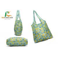 Full Printing Custom Promotional polyester / non woven single Shoulder Bag /shopping bag