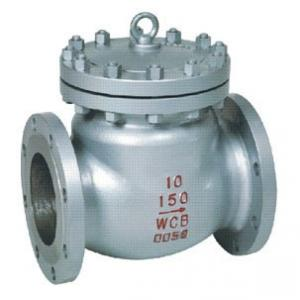 China API Check Valve on sale