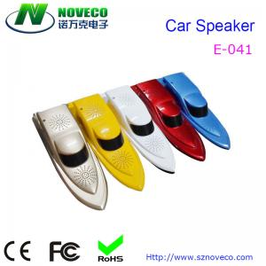 China mini music car speaker for mini mp4 player,mini usb fm radio car shape speaker markets on sale