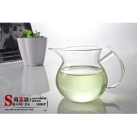 Chinese Glass Gongdao Mug Tea Cup 300ml For Kung Fu Tea Brewing