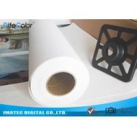 Waterproof Digital Printing Wall Art Matte Inkjet Canvas Roll Blank Cotton Fabric