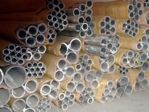 China Corrosion Resistant Alloys Seamless Aluminium Tube 7075 , Fire Degradation on sale