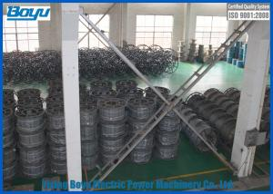 China 30mm 658kN T29 Structure Anti twist Galvanized Steel Wire Rope Cable Stringing Engineering on sale