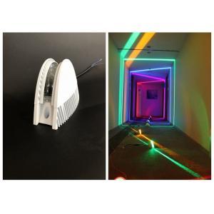 China Innovative 8w 9w DMX512 RGB Wall Mounted LED Lights For Window on sale