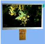 High Resolution High Definition Super Performance 7.0 1024*600 40 Pins TFT LCD Display