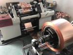 high speed copper foil slitting machine metal foil slitting line slitting machine rewinding