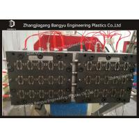 China Steel Material Plastic Extrusion Mold For Heat Breaking Strip Extruder Machine on sale