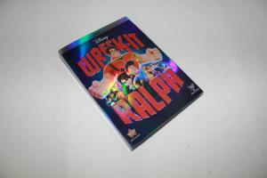 China wholesale disney Wreck-It Ralph  dvd,movie supplier wholesaler on sale