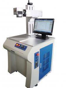 China 50 Watt Diode Laser Marking Machine for IC Card / Electronic Components on sale