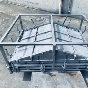 China Roof Mold For Rotomolding Plastic Top Roof Part on sale