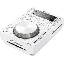 China CDJ-350W White Professional CD DJ Turntable on sale