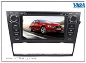 China Two DIN Car DVD Player for BMW-E90/E91/E92/E93 with GPS/TV/BT/RDS/IR/AUX/IPOD on sale