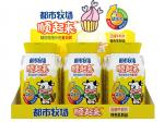 35g Dietary Supplement Tablets Fiber Probiotics Chewy Milk Candy With Vitamins High Protein Snack