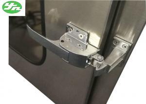 Uv Lamp Sterilization Cleanroom Pass Box For Hospital Operating Room