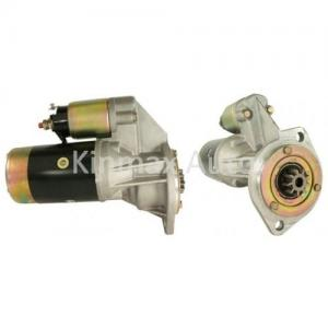 China 24v Nissan Starter Motor S25-163 For Trucks 110723 Full One Year Warranty on sale