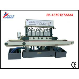 China YMC241 Small Horizontal Glass Beveling Machine on sale