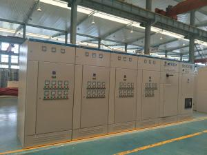 China AC Low Voltage Switchgear Contribution Box Power Equipment GGD3 3150A substations, industrial and mining enterprises on sale
